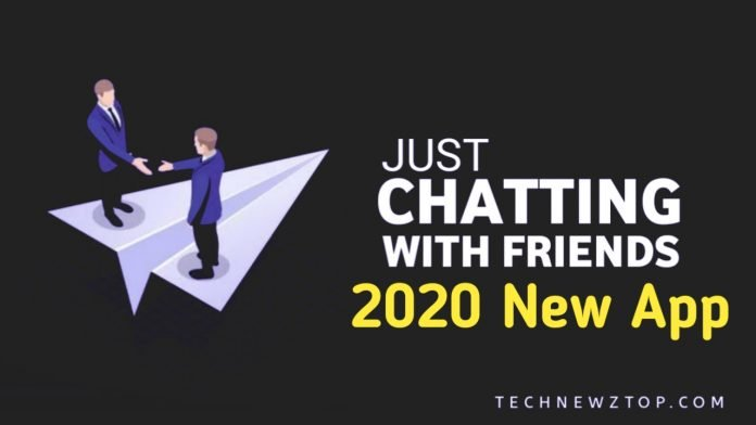 Chat and find new friends - technewztop.com