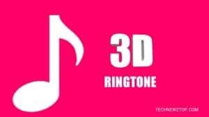 3D sound effects ringtones - technewztop.com/