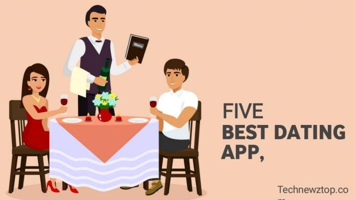 5 best dating apps. - technewztop.com