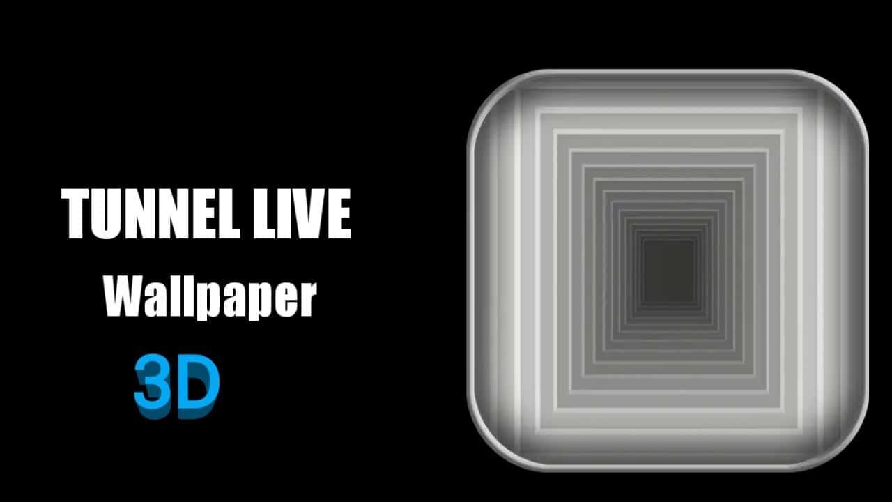 Amazing Parallax View Live Wallpaper Application.
