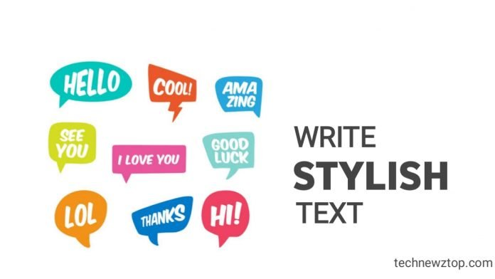 Write Stylish Text in WhatsApp - technewztop.com