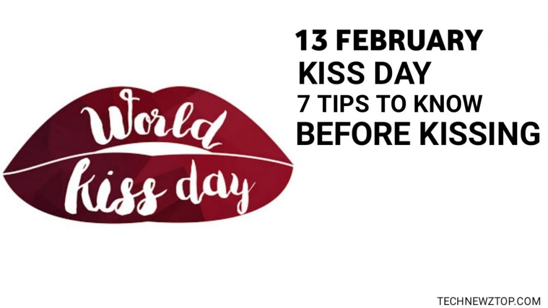 13 February Kiss Day 7 tips - technewztop.com