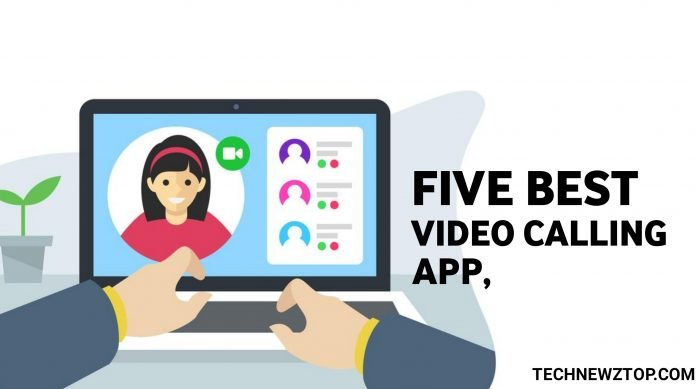 5 Best Video Calling Apps for Android 2020. - technewztop.com