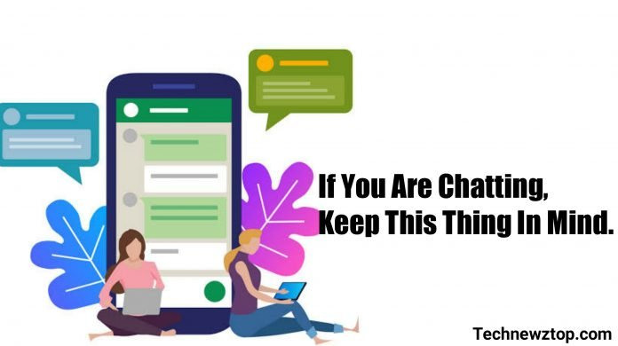 If you are chatting - technewztop.com