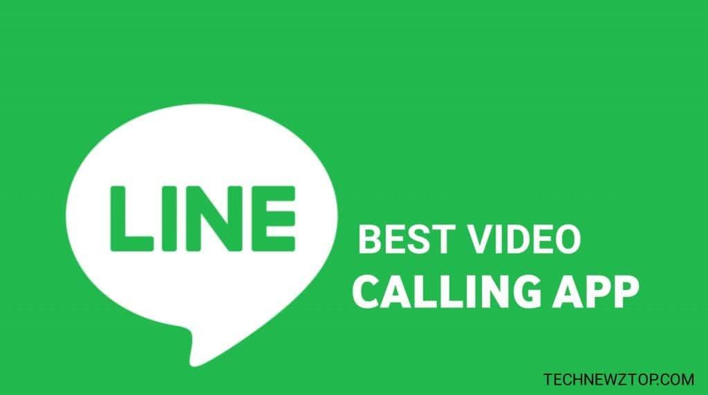 Line Video Calling App - technewztop.com