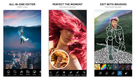 PicsArt Photo Editor android