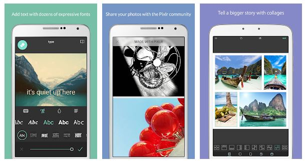 Pixlr Free Photo Editor android
