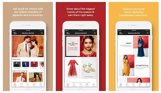 Tata CLiQ Online Shopping App - technewztop.com