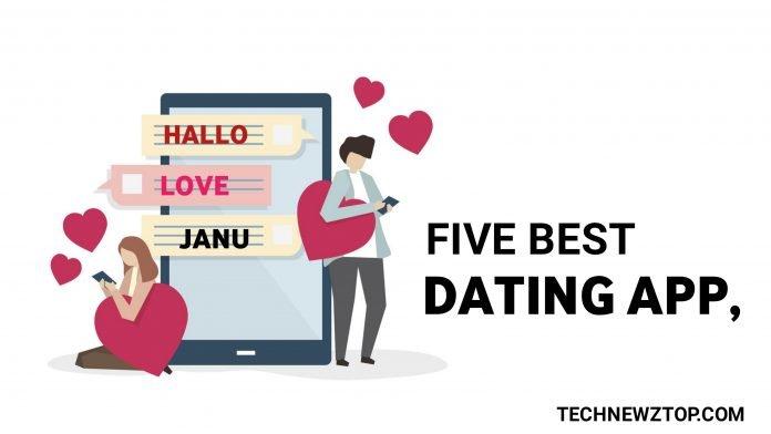 Top 5 Best Free Dating App -