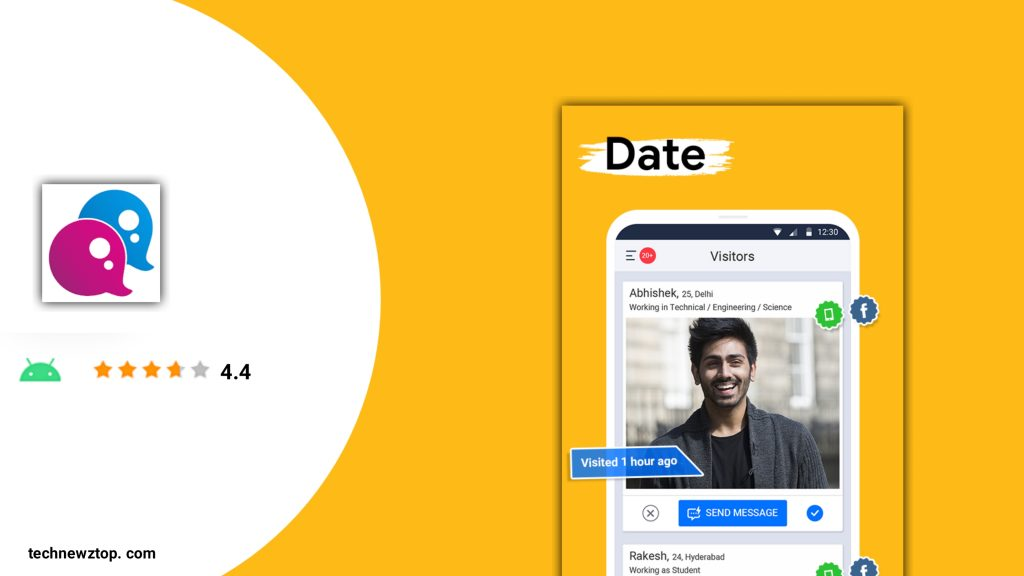 17 Best Dating App