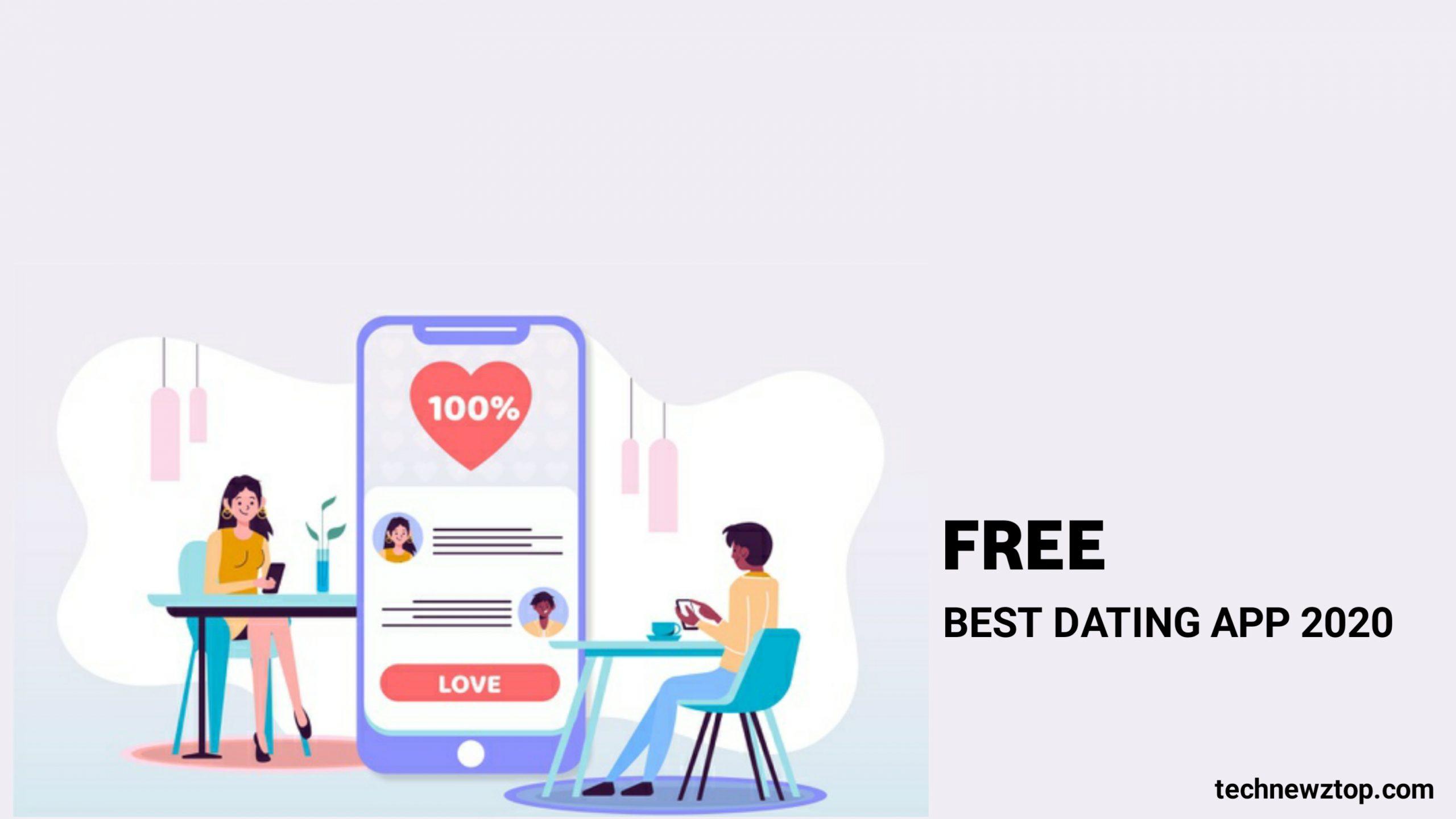 Dating-apps von 2020
