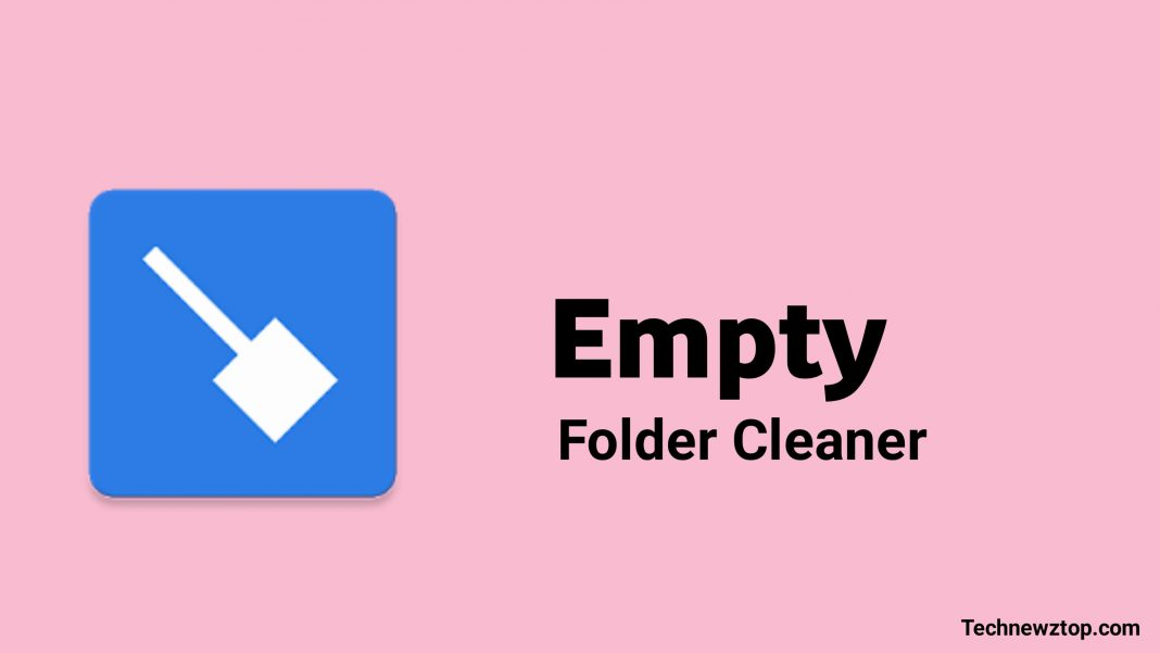 Empty Folder Cleaner