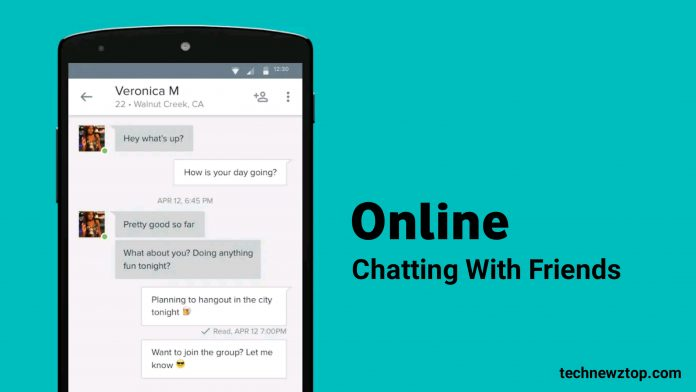 Meet Chat Dating App