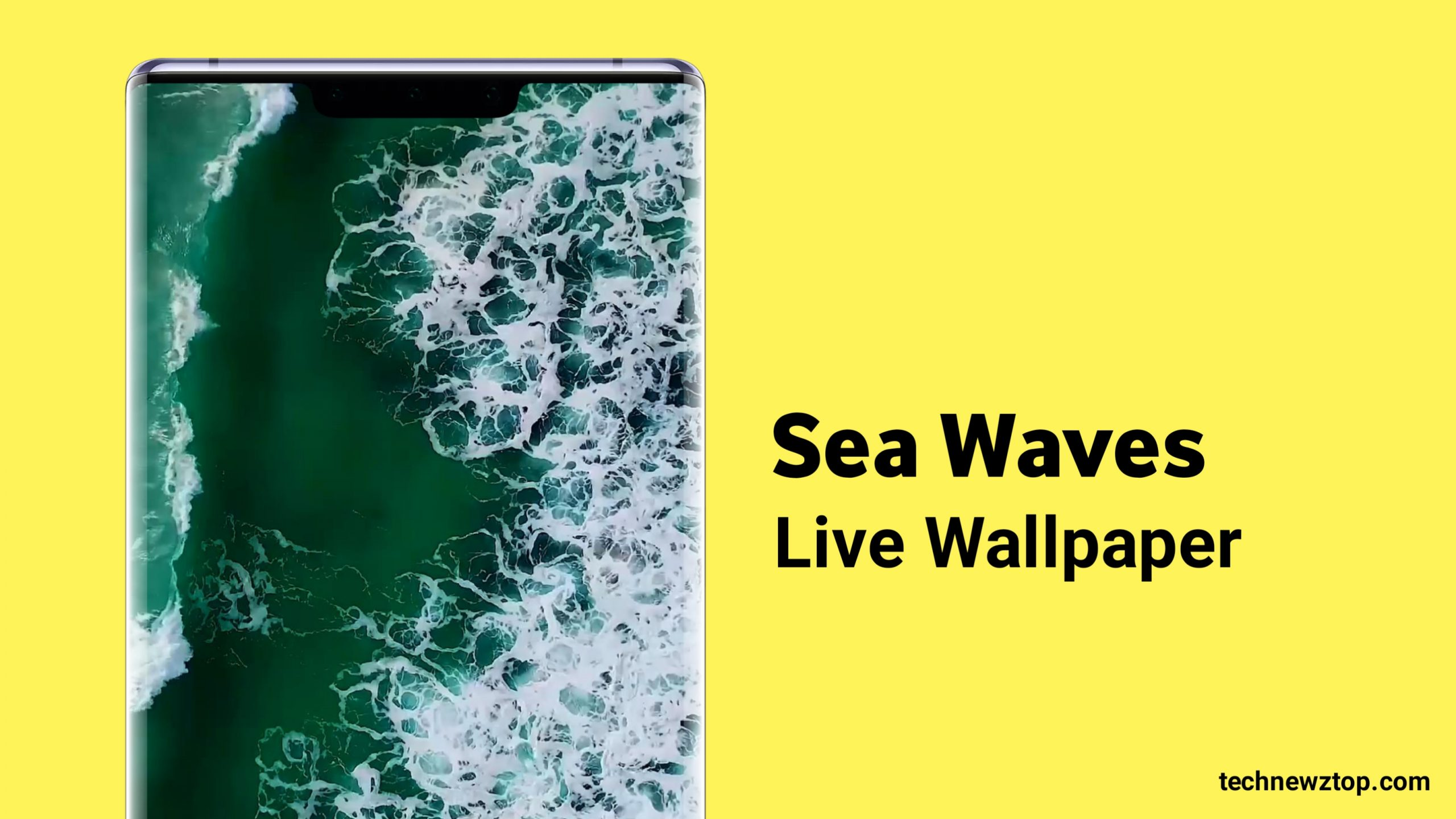 Free 3D Live Wallpaper For Android technewztop.com