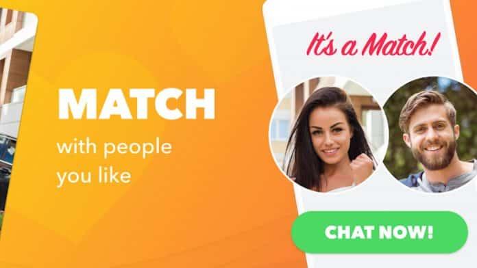 Meet New People Online Dating App