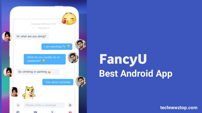 What is FansyU Dating App