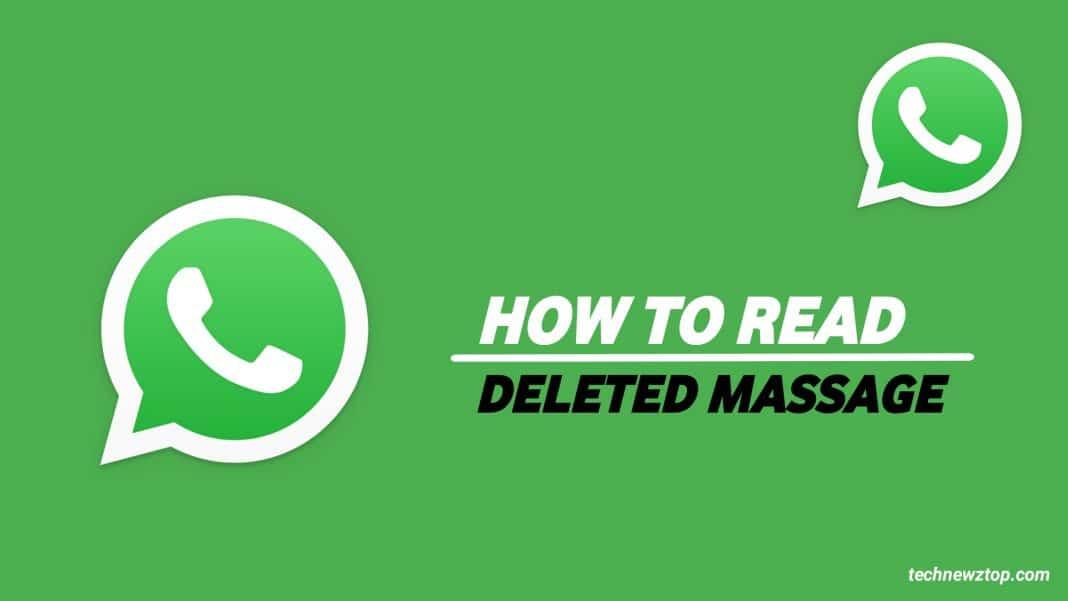 Backup Whatsapp Delete Message