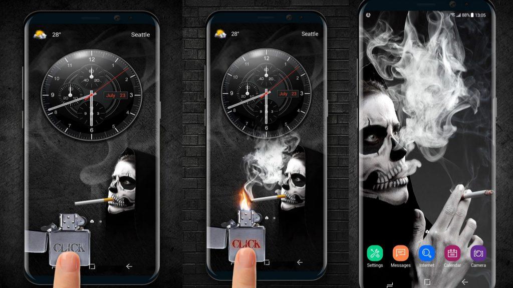 Cigarette Smoke Latest Android App