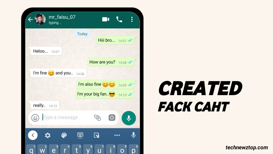 How to Prank On Whatsapp