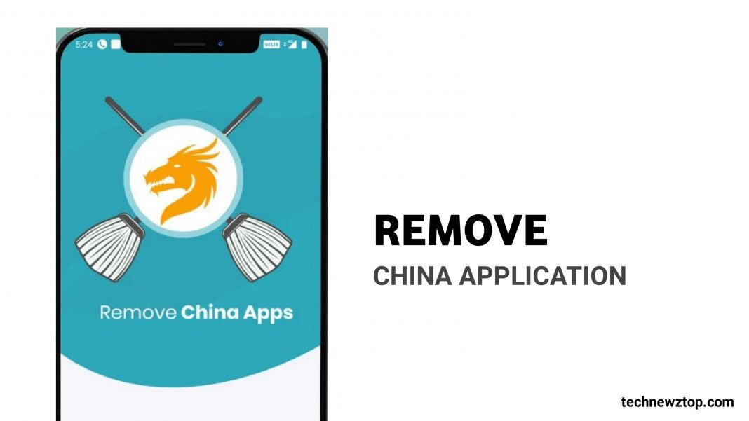 Remove China Apps