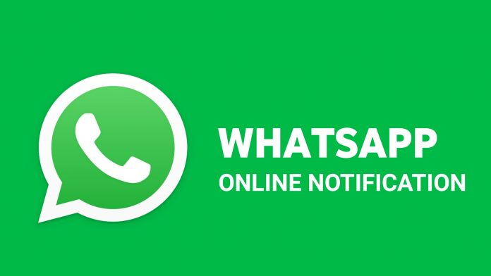 WhatsApp Online Notification Android App