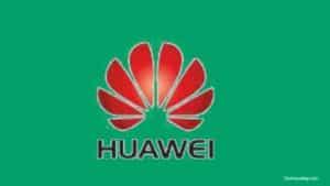 Huawei phone.