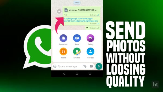 How to send photos without losing quality image source by hogatoga