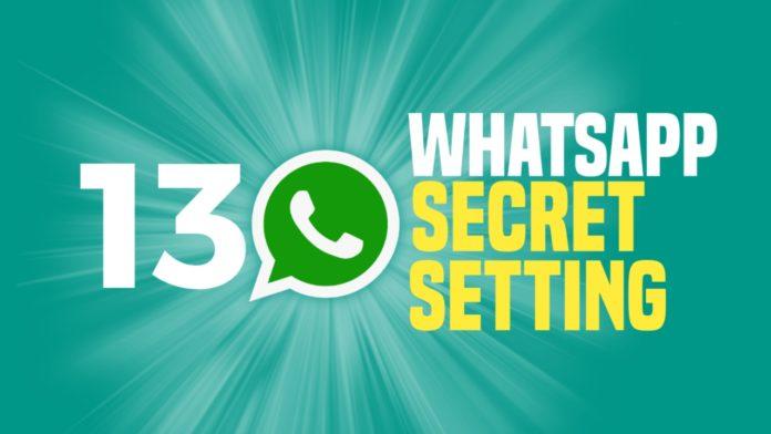 Whatsapp Secret Tricks 2020