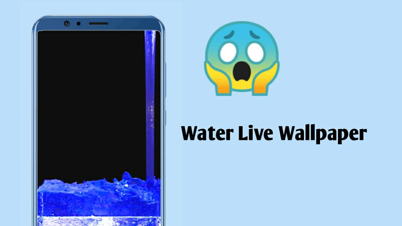 Amazing Water Live Wallpaper Best Android App. Technewstop