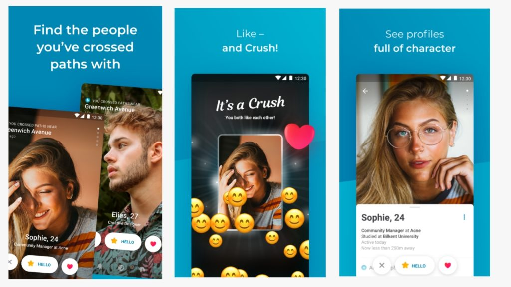What is Happn Local Dating App
