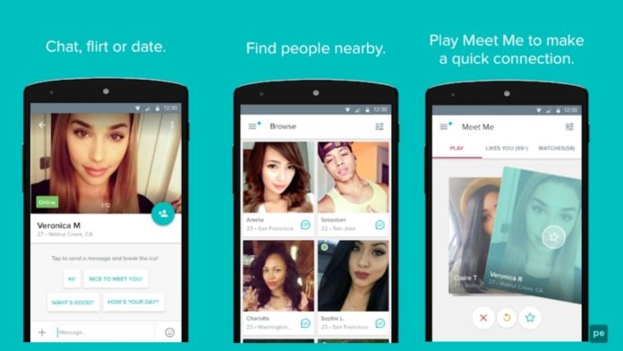 Tagged Meet, Chat & Dating App
