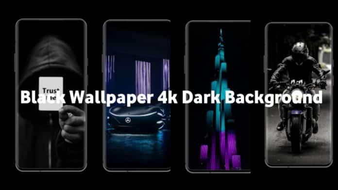 Black Wallpapers 4k