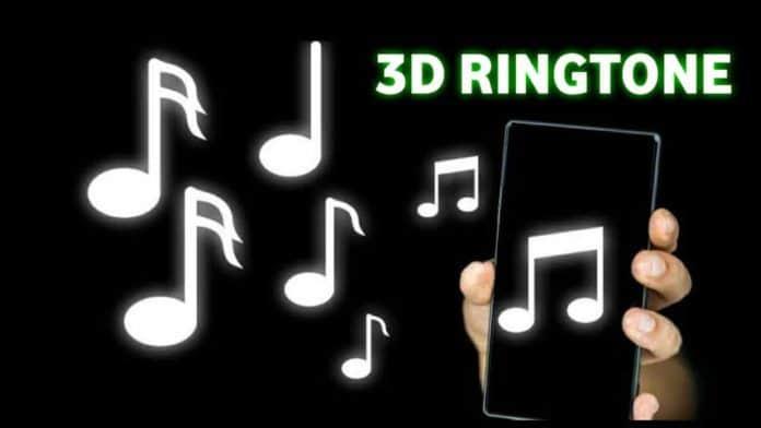 best 3D ringtone Android App