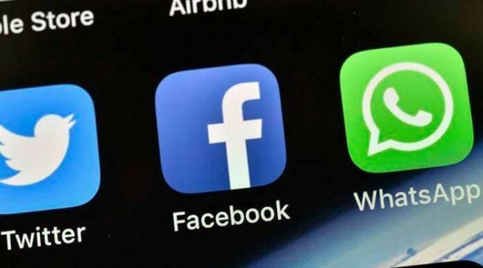 Facebook, Instagram, Twitter ban