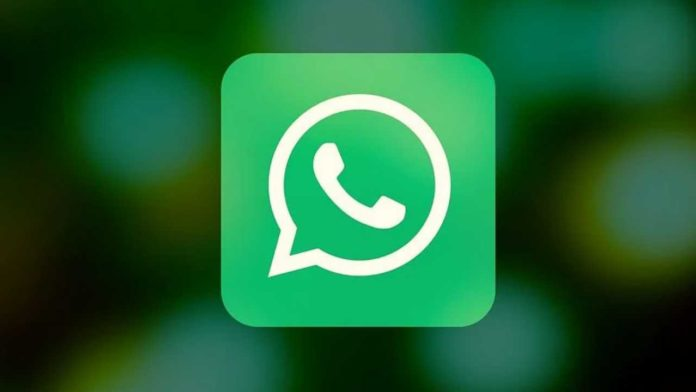 How can you send a message on WhatsApp
